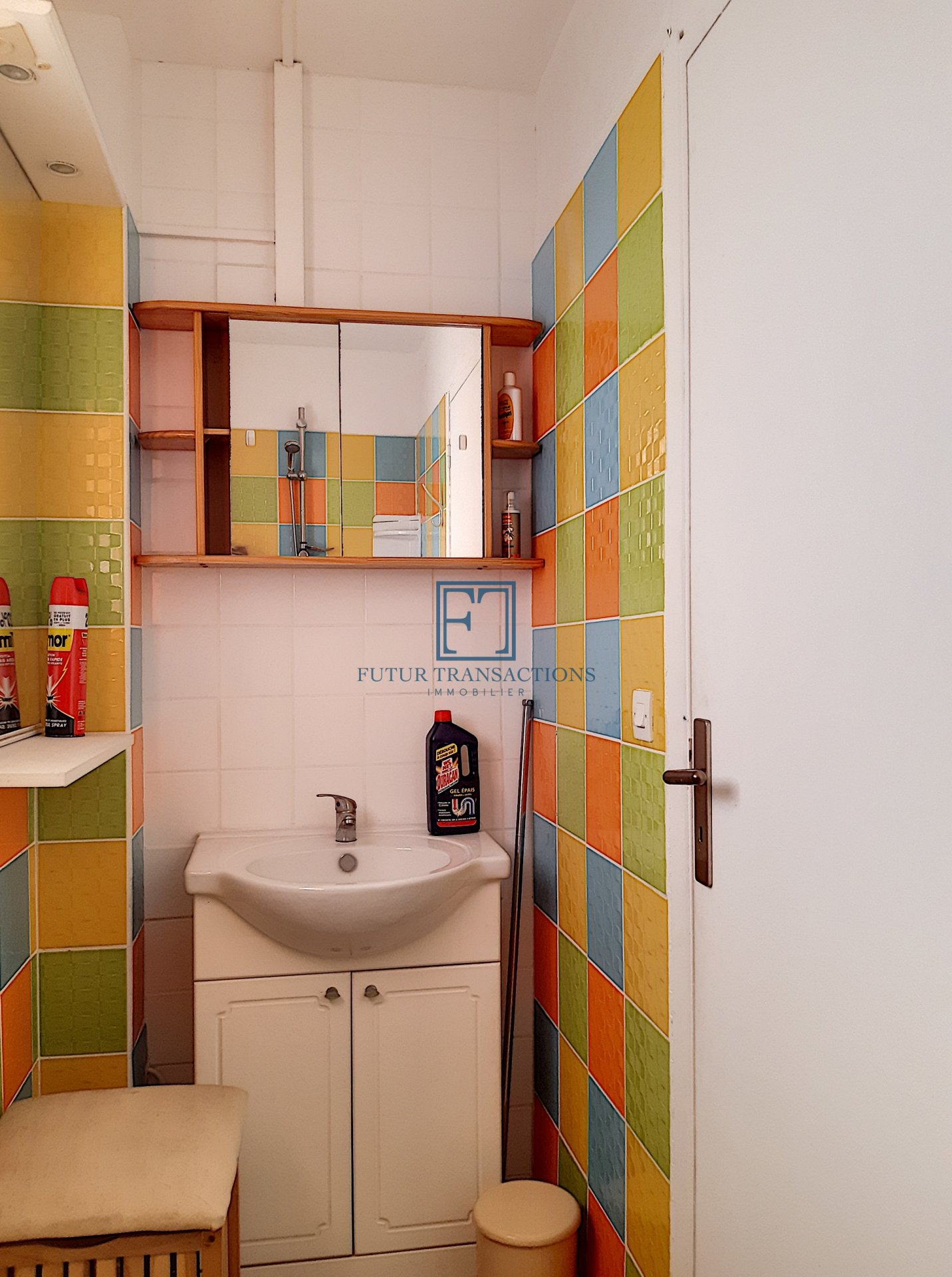 Duplex inversé 62 m2 Saint François