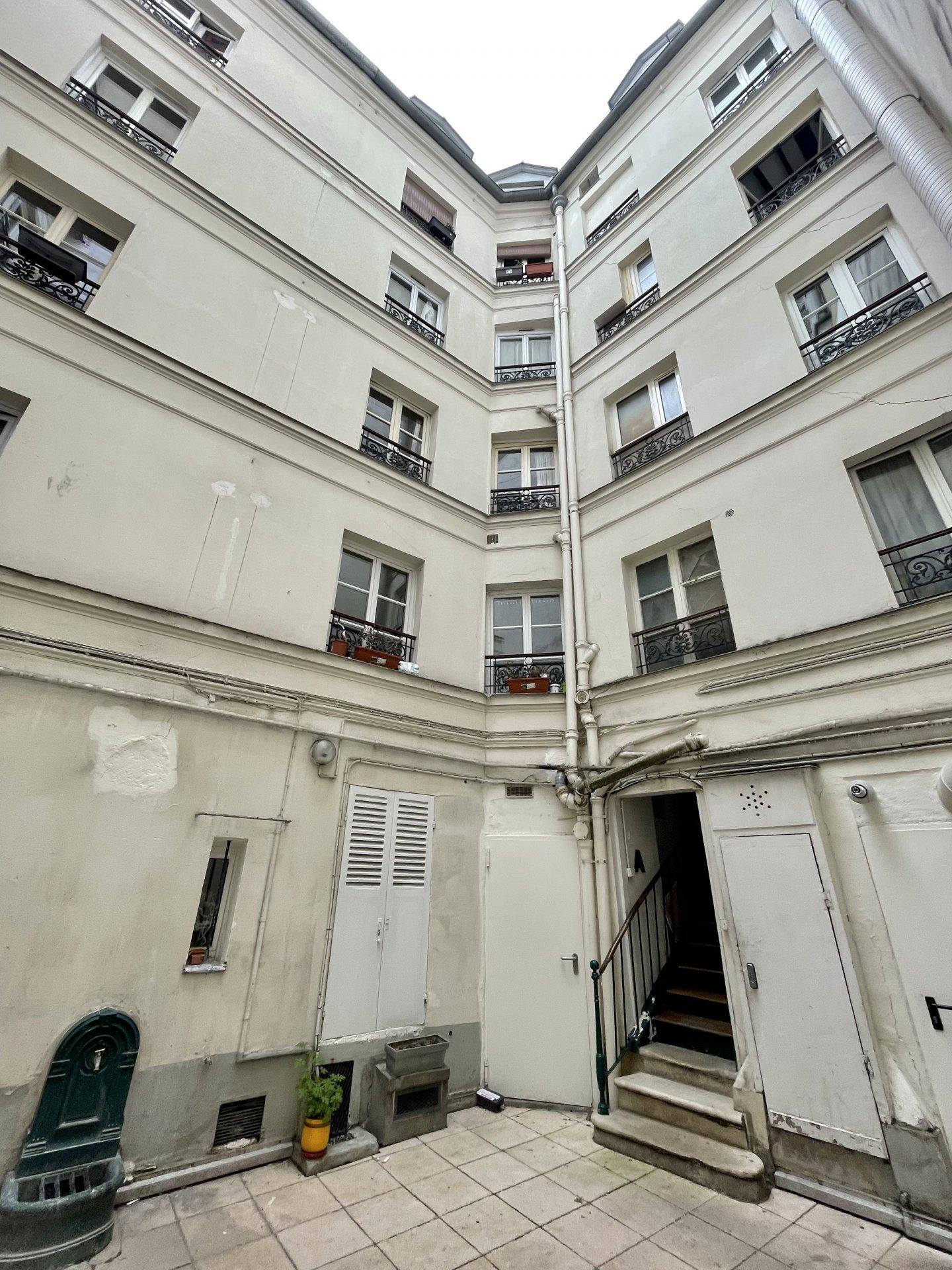Vente Appartement - Paris 11ème Folie-Méricourt