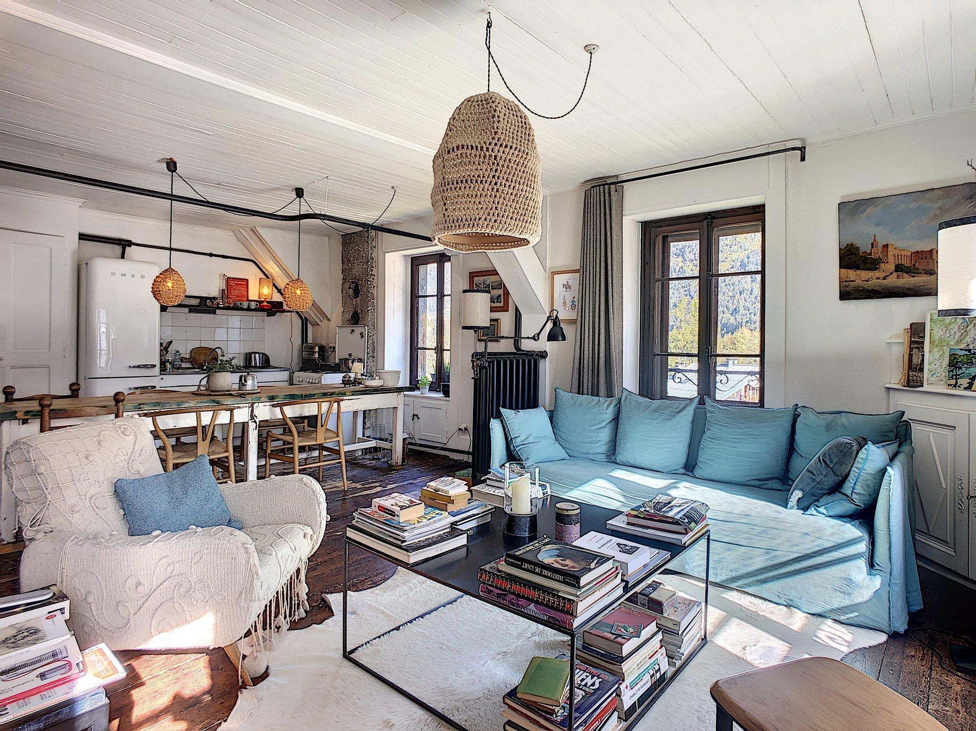 Apartment 3 bedrooms, Chamonix Mont-Blanc