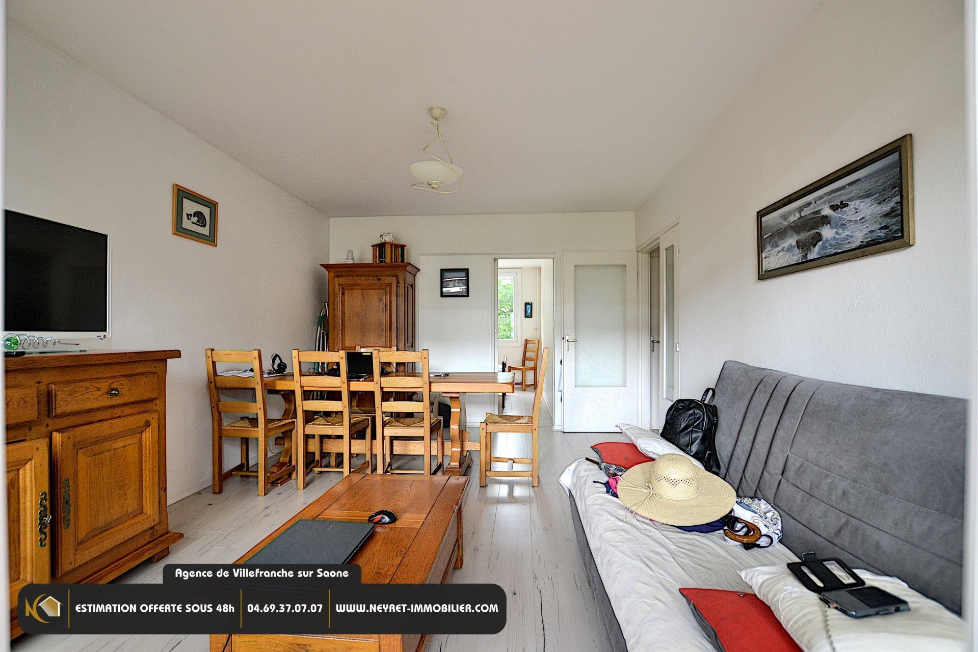 Appartement T4 avec terrasse