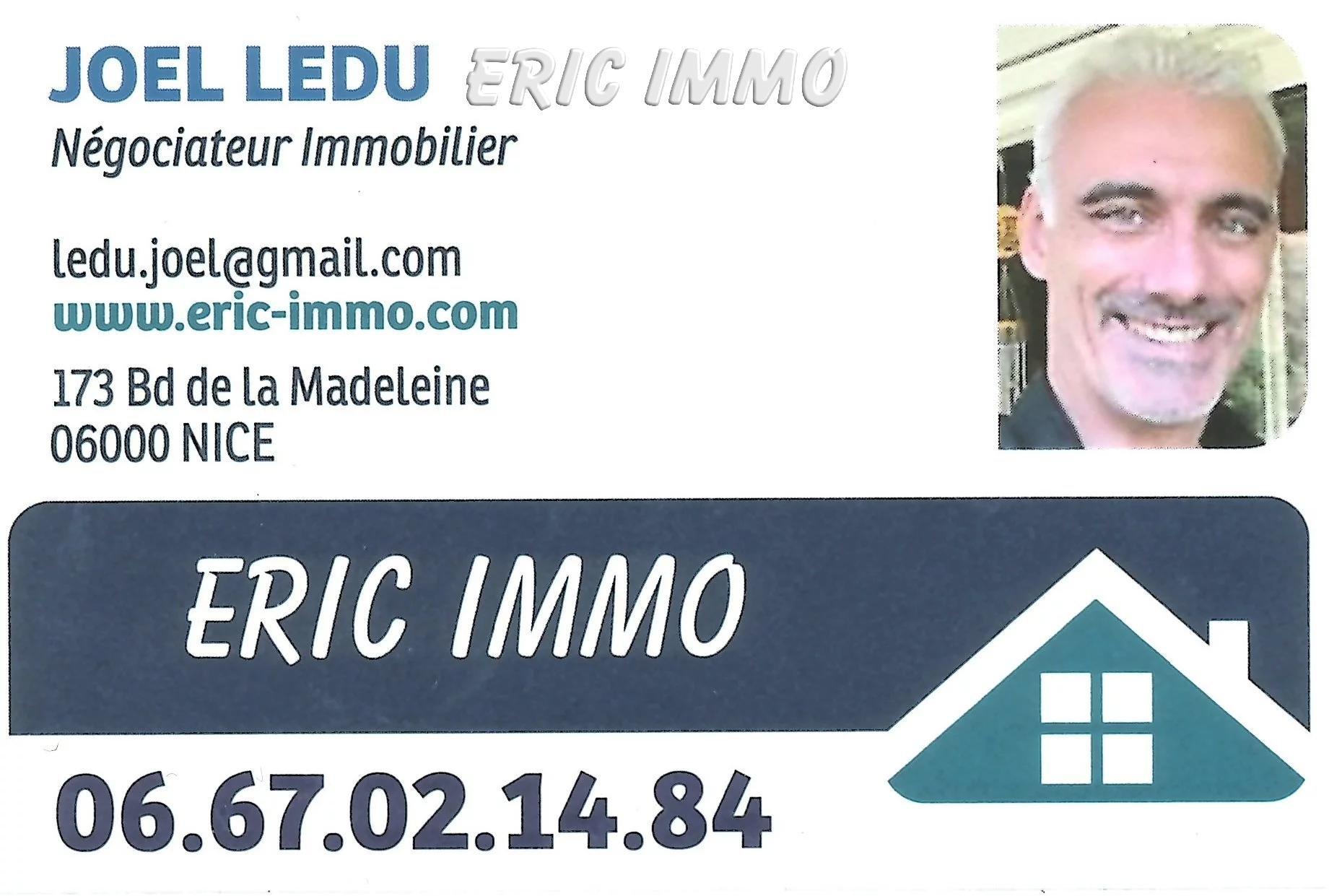 NICE MADELEINE - F1 MEUBLE 27 m² + CAVE