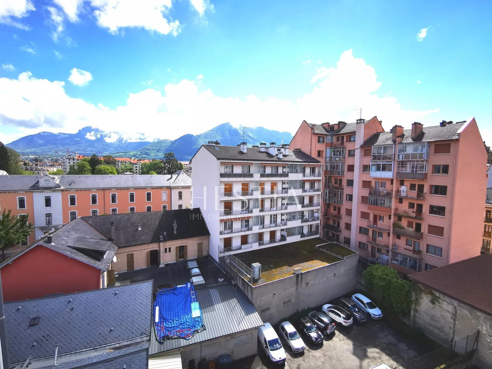 Annecy centre Carnot/Courier