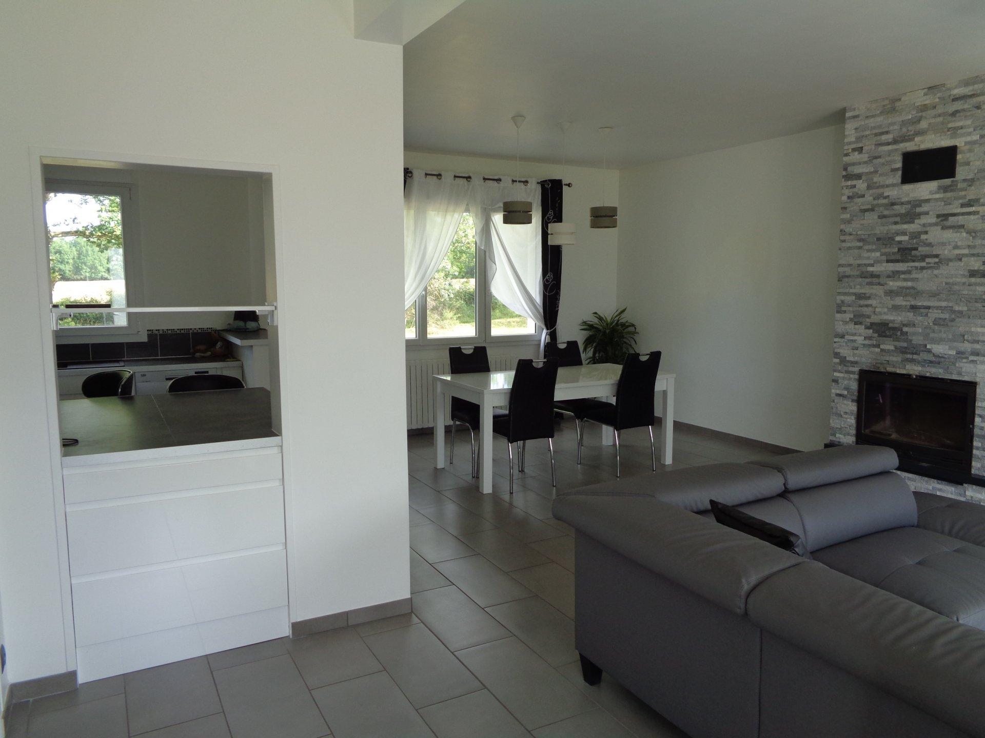 maison  rénovée - BRESSUIRE