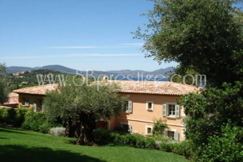 Seasonal rental House - Saint-Tropez