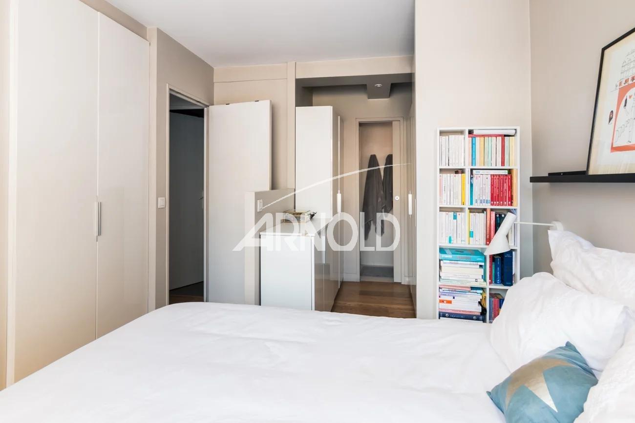 Asnières-sur-Seine - Centre Mairie - 3 chambres