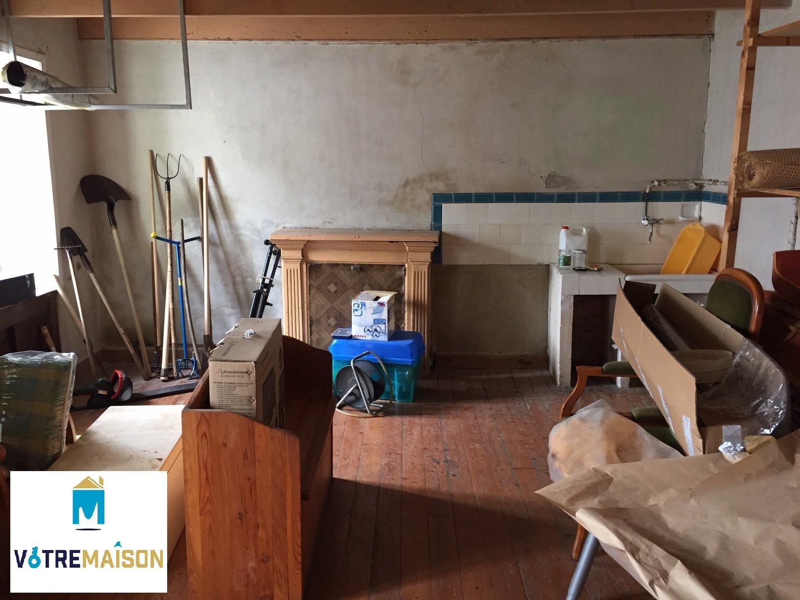 Maison 4 pièces 100m² - Lampaul Guimiliau