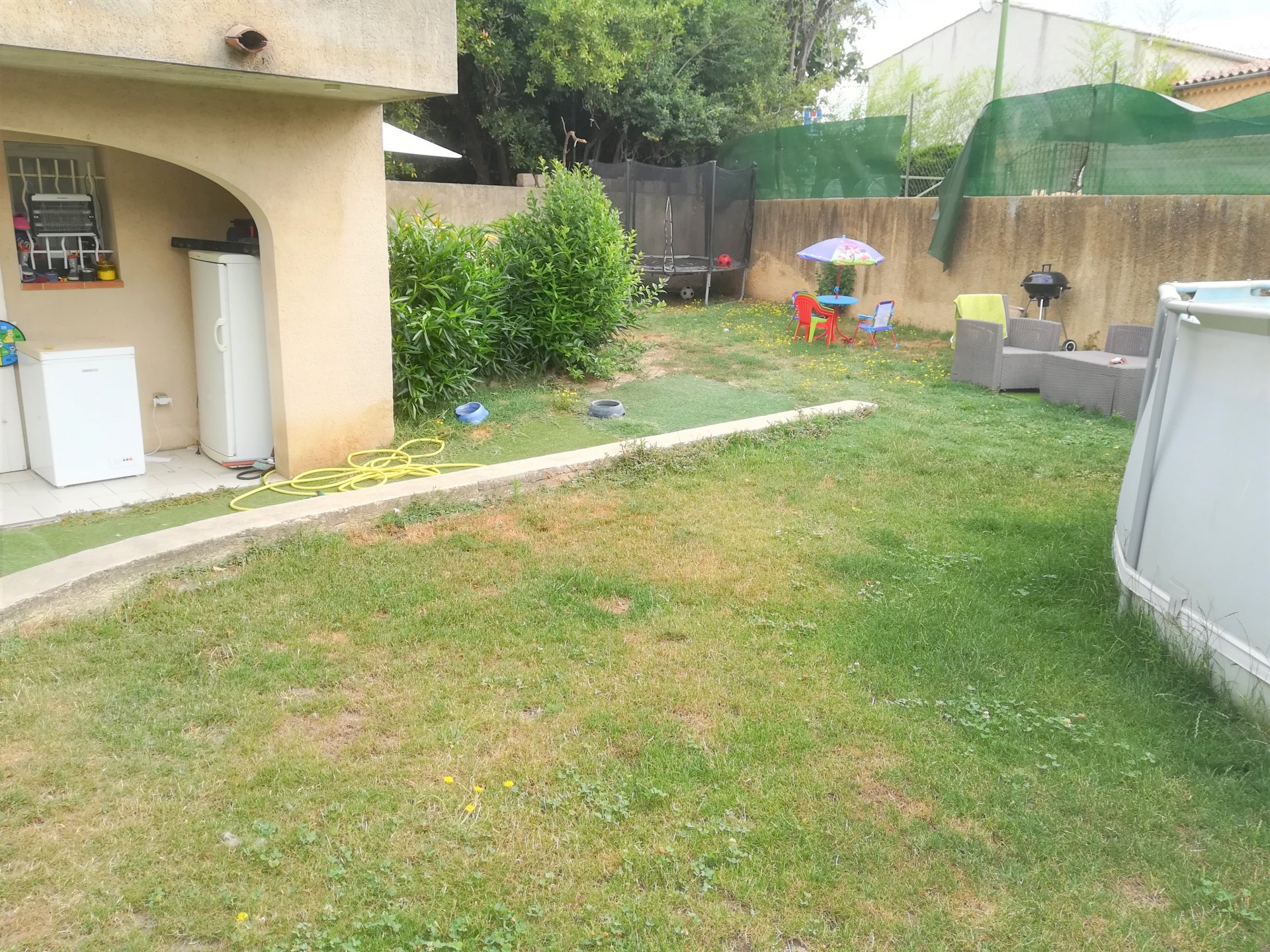 Mallemort T3 avec jardin