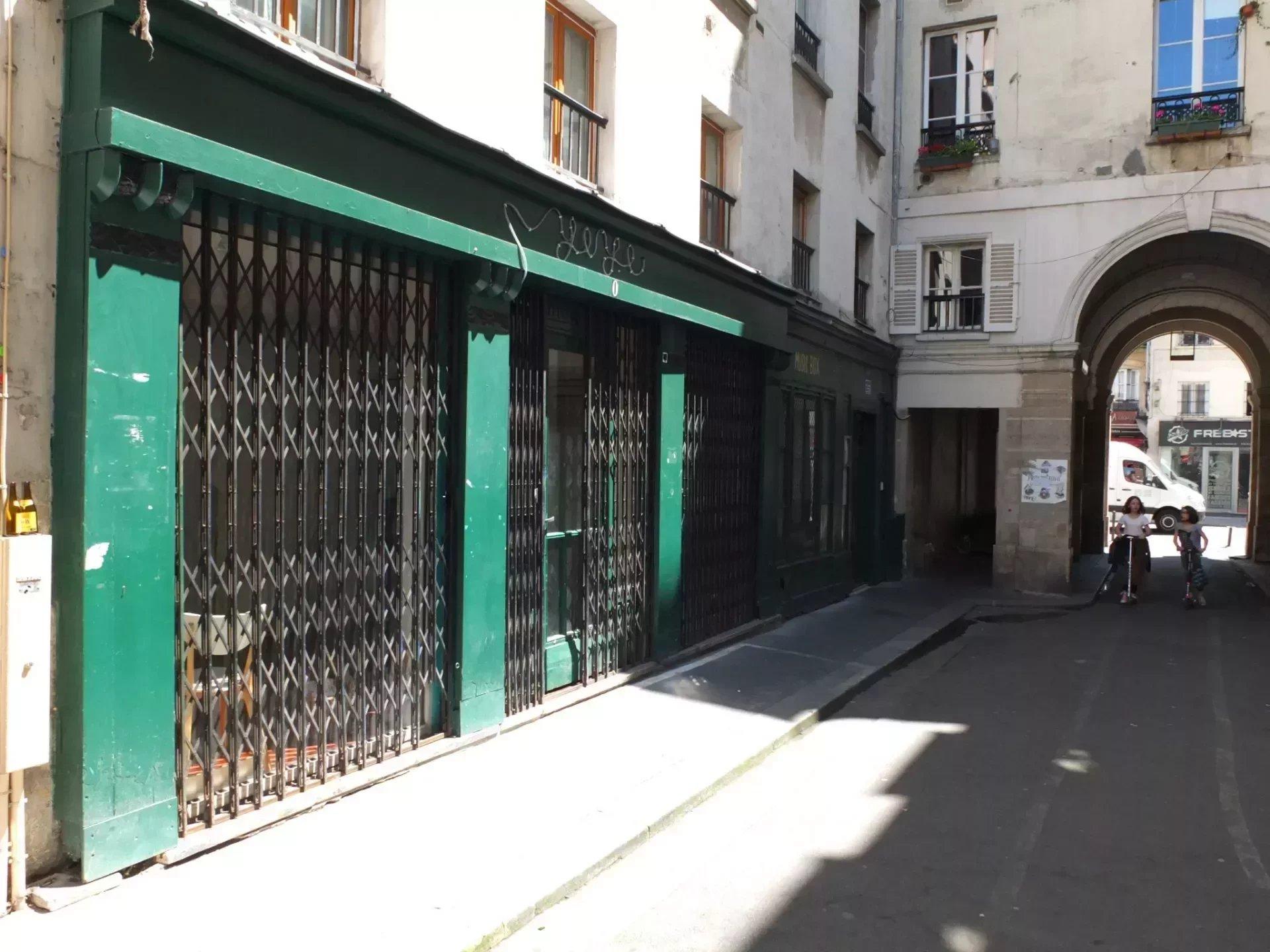 Rental Retail shop - Paris 10th (Paris 10ème)