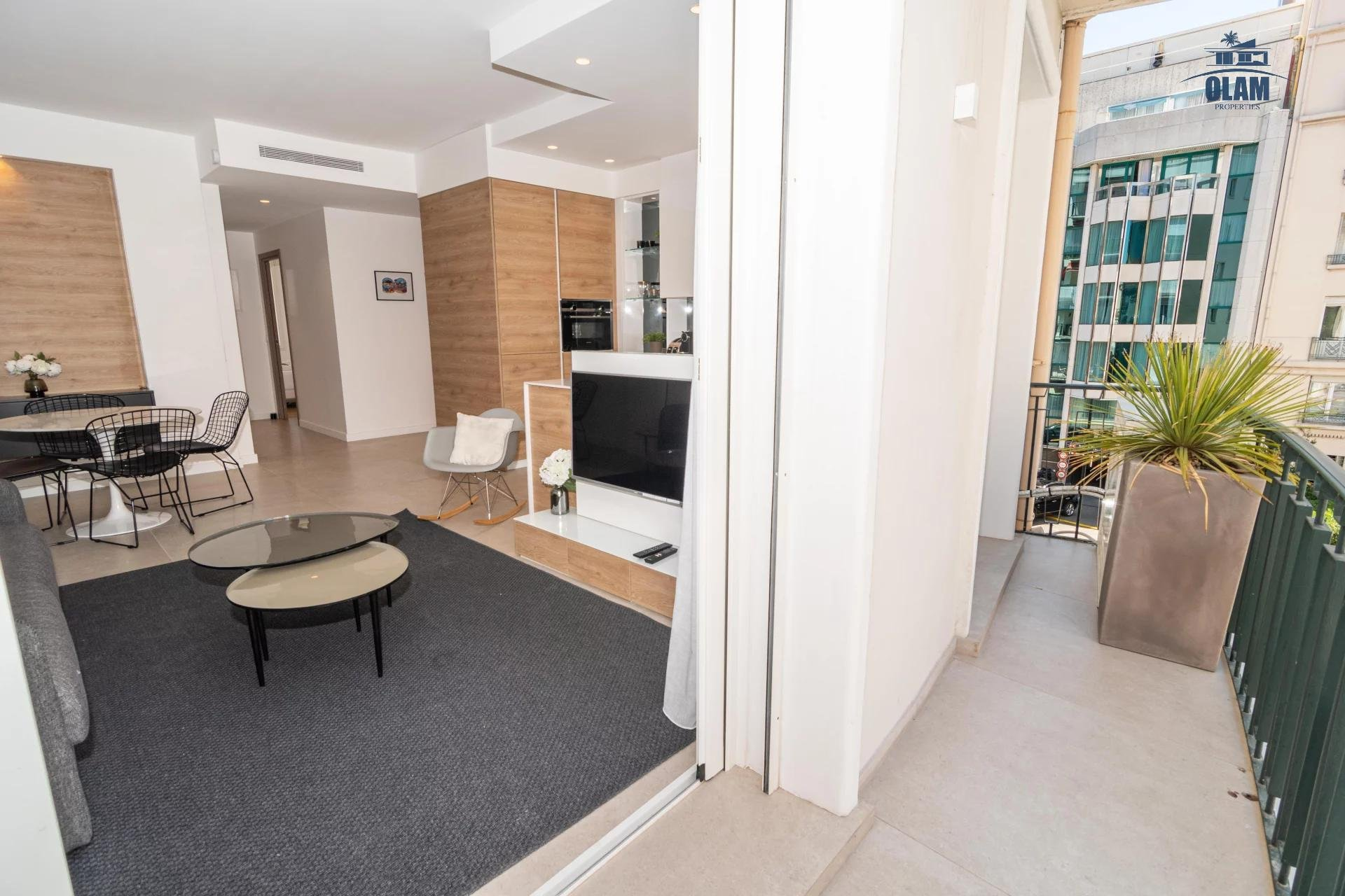Сезонная аренда Квартира - Канны (Cannes)