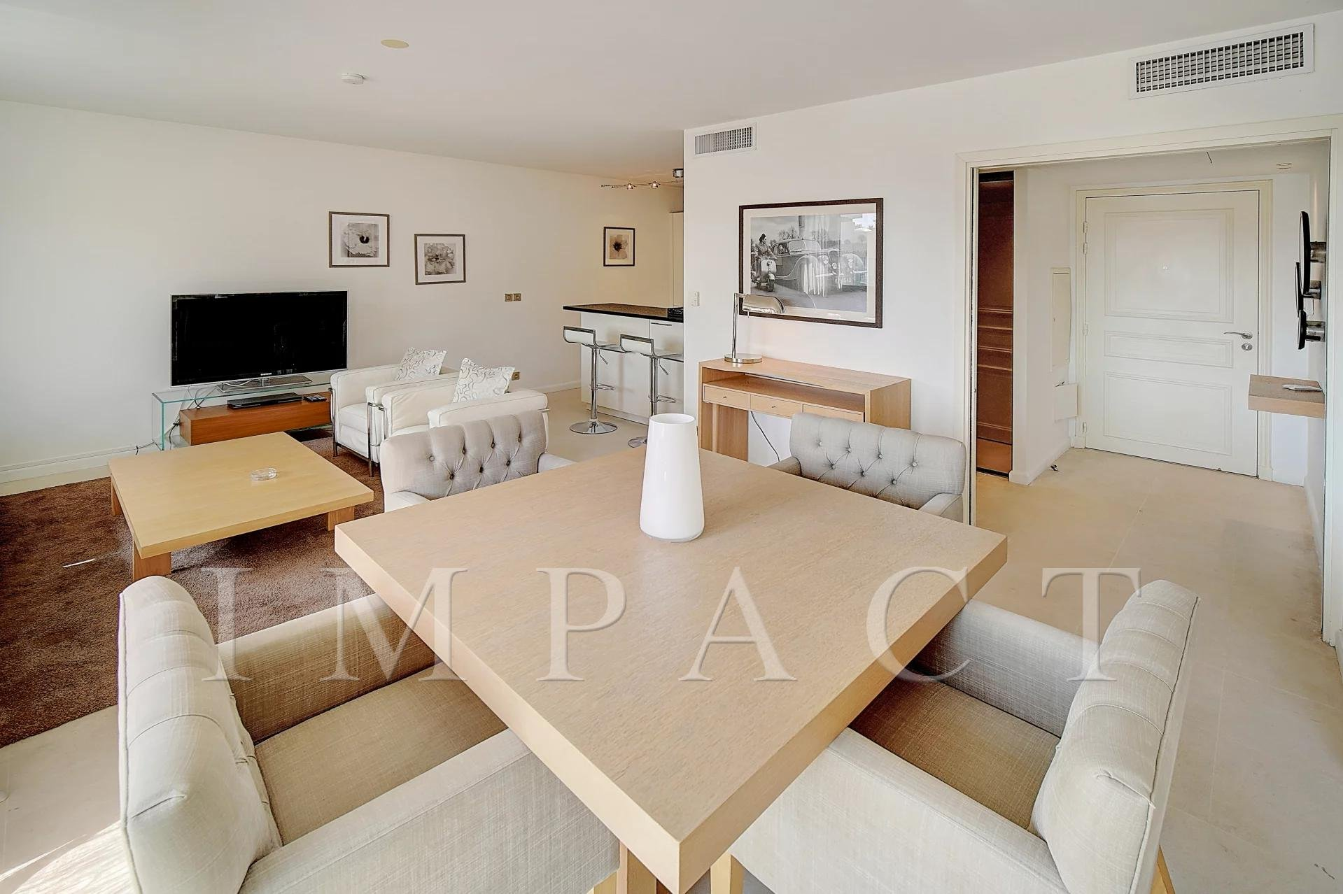 New apartment in the center of Cannes