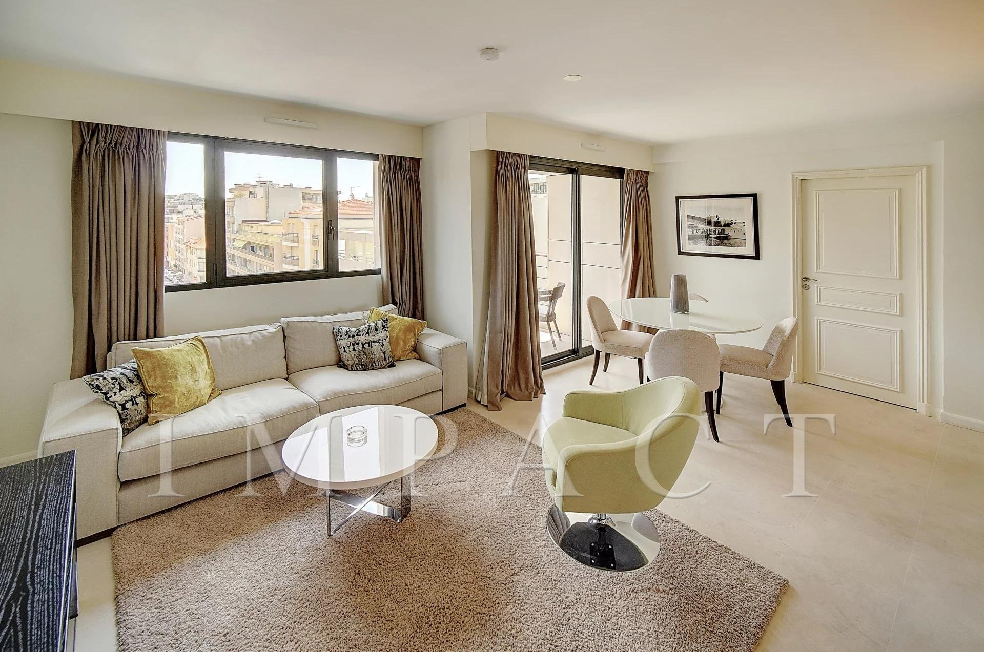 Magnifique appartement 2 pièces dans une résidence surveillée