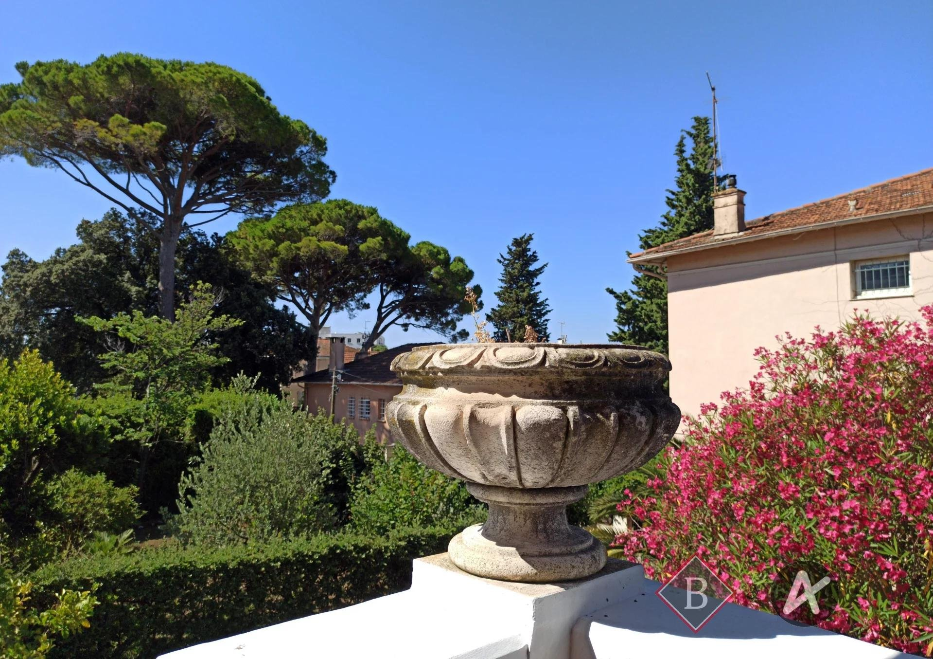 Cannes - Hespérides - 3 room calm with unobstructed view