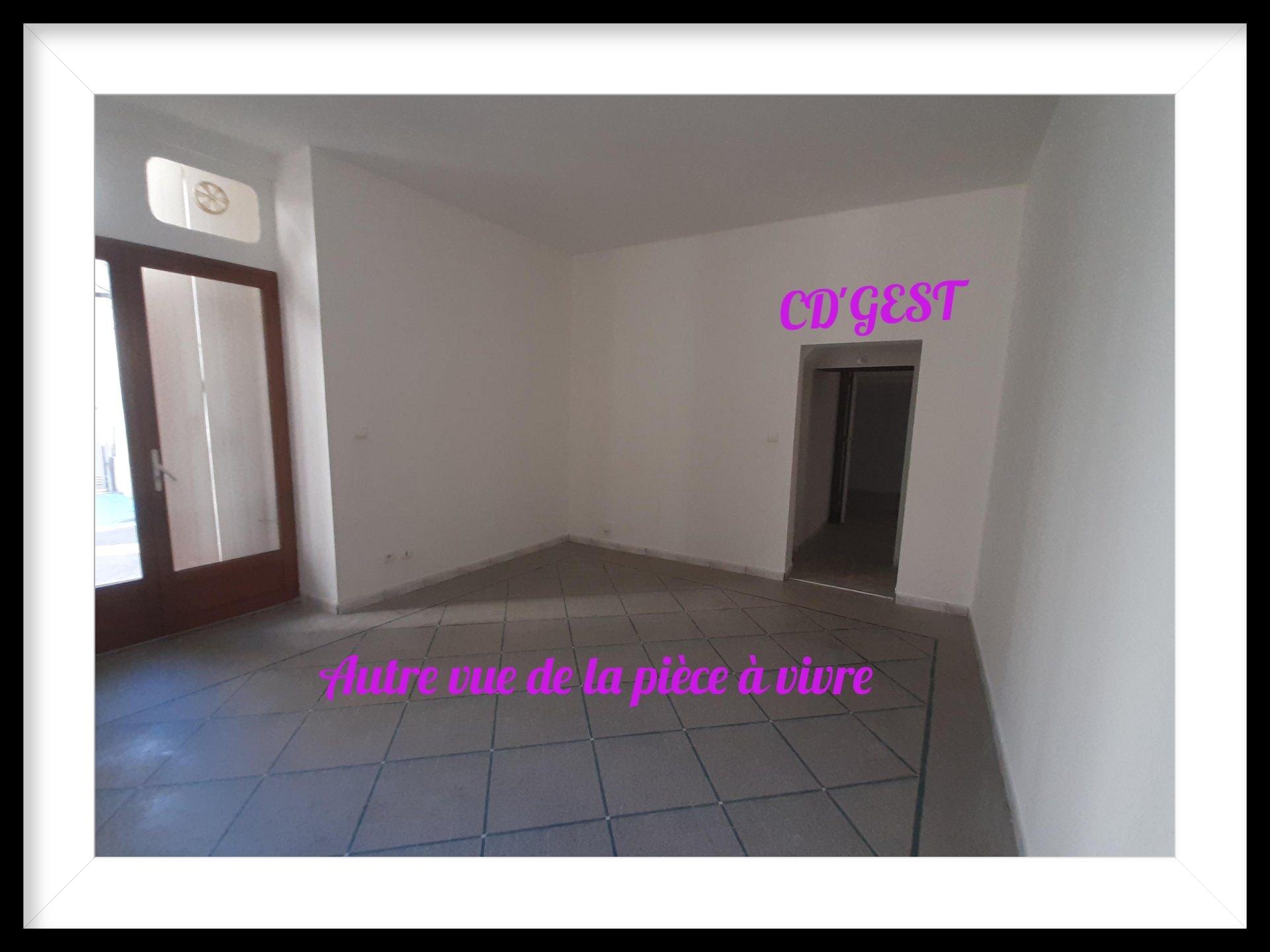 Appartement T2 : 52.54 m²