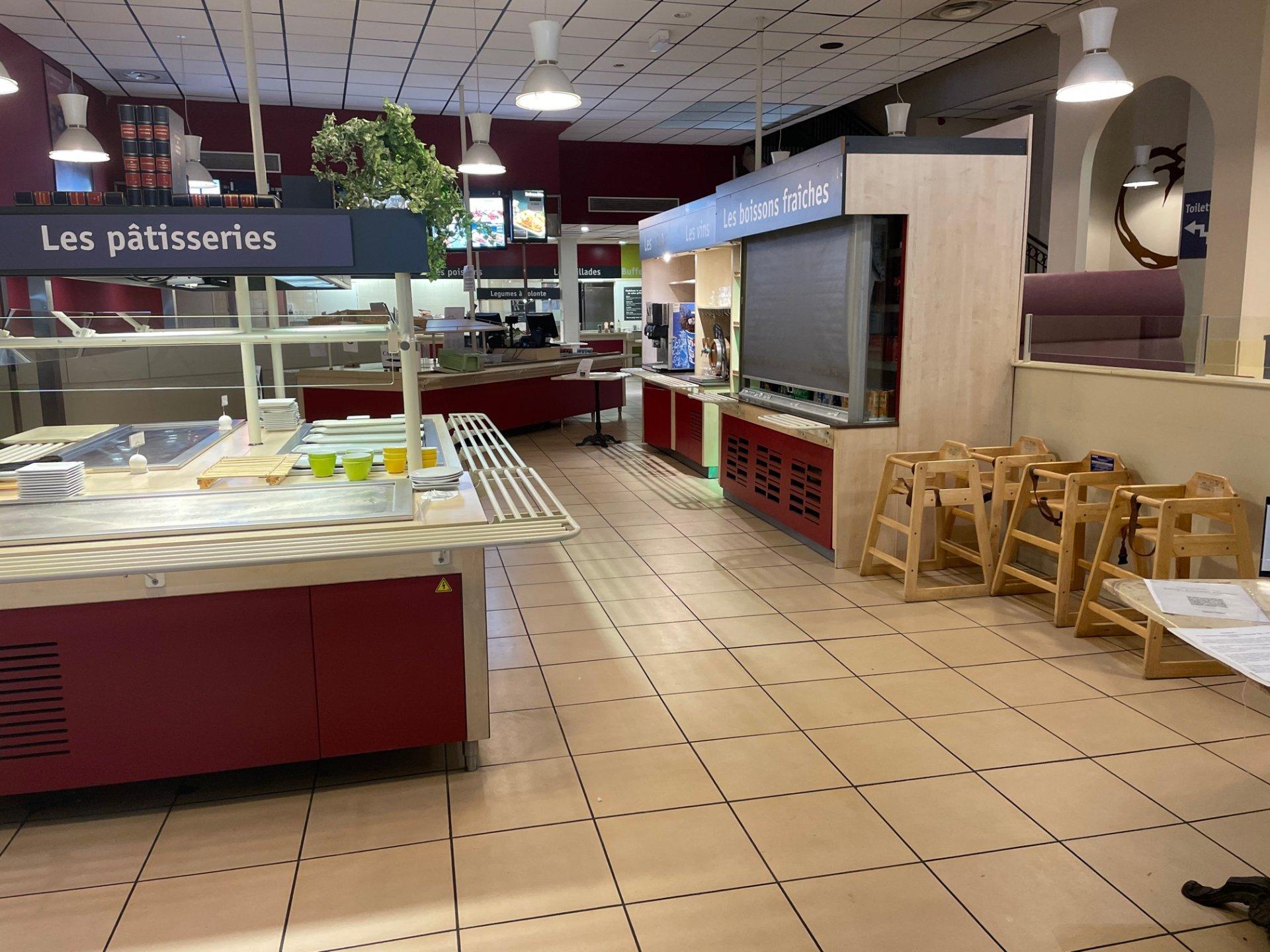 Sale Business assets - Vichy