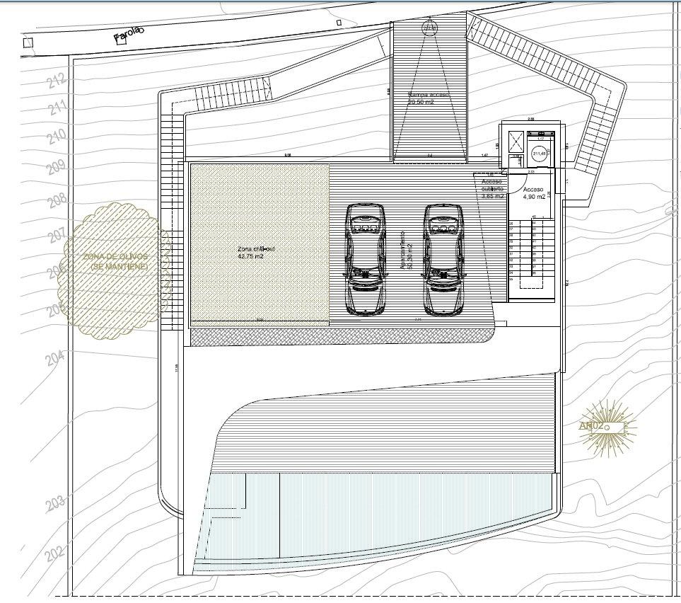 Villa de nouvelle construction à Altea Hills