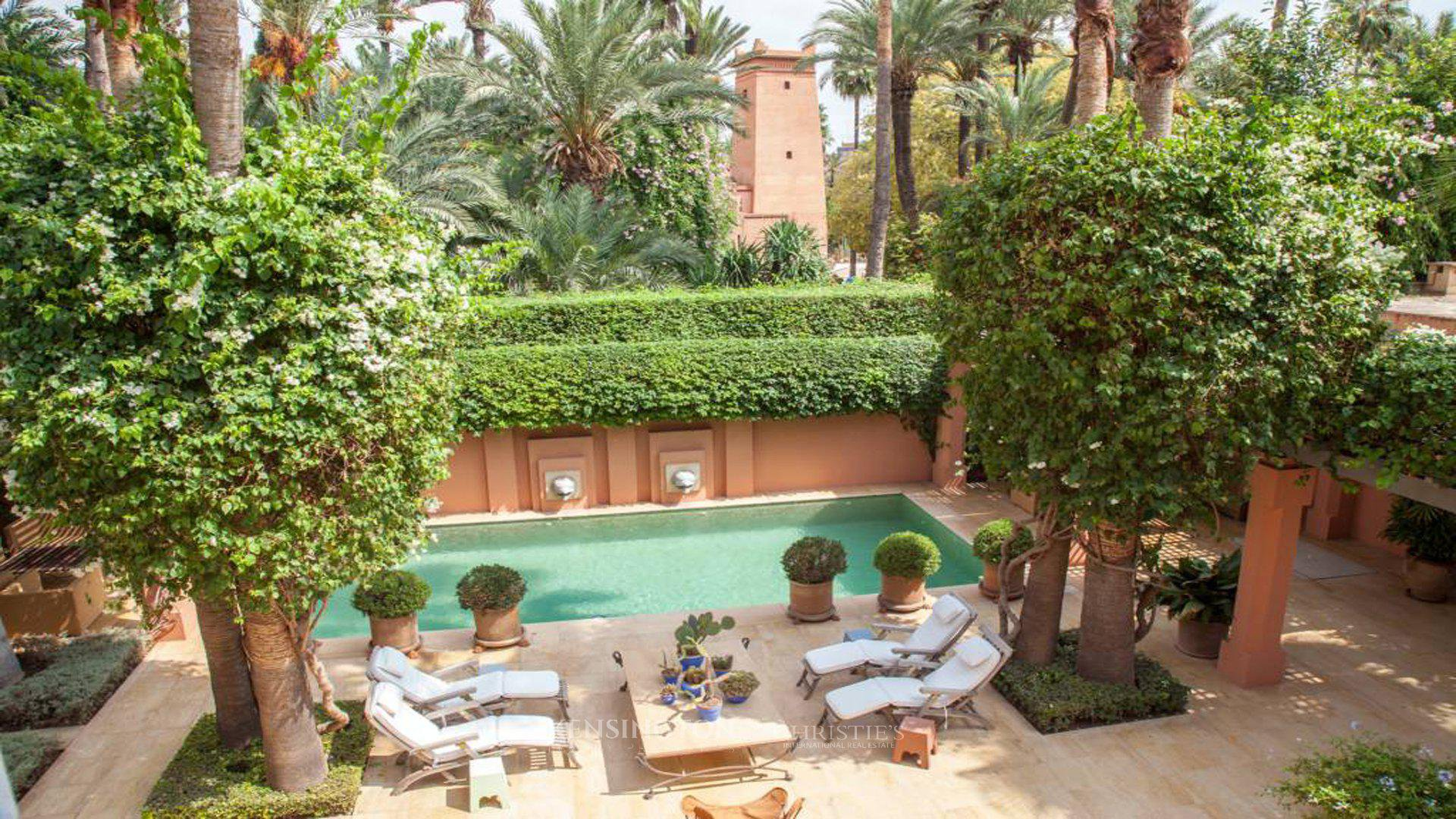 Location villa de luxe marrakech villa ines kensington for Piscine tout compris 15000