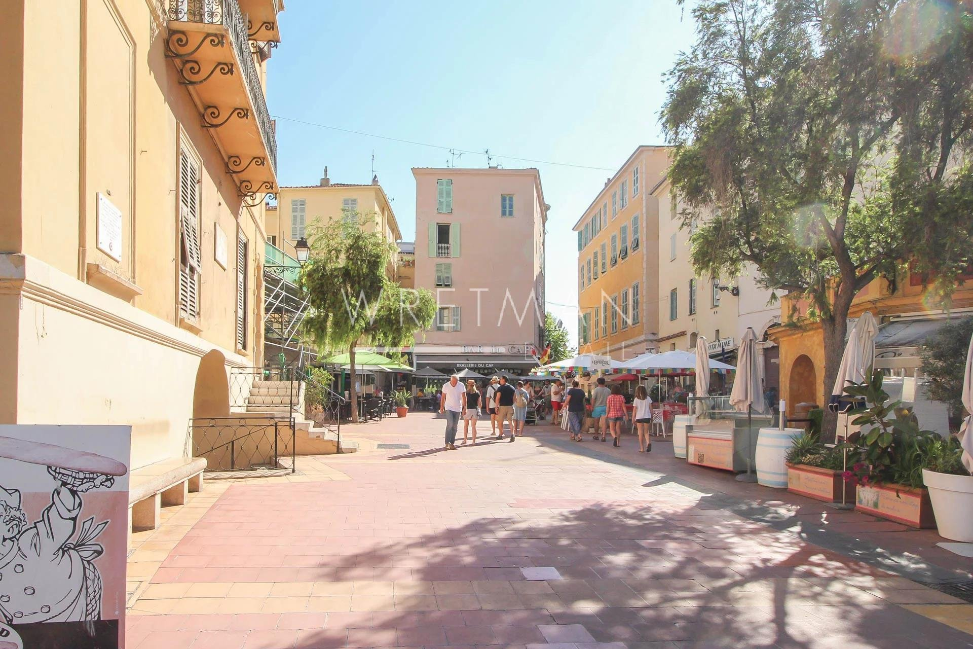 Commercial lease and activity - Menton Old Town