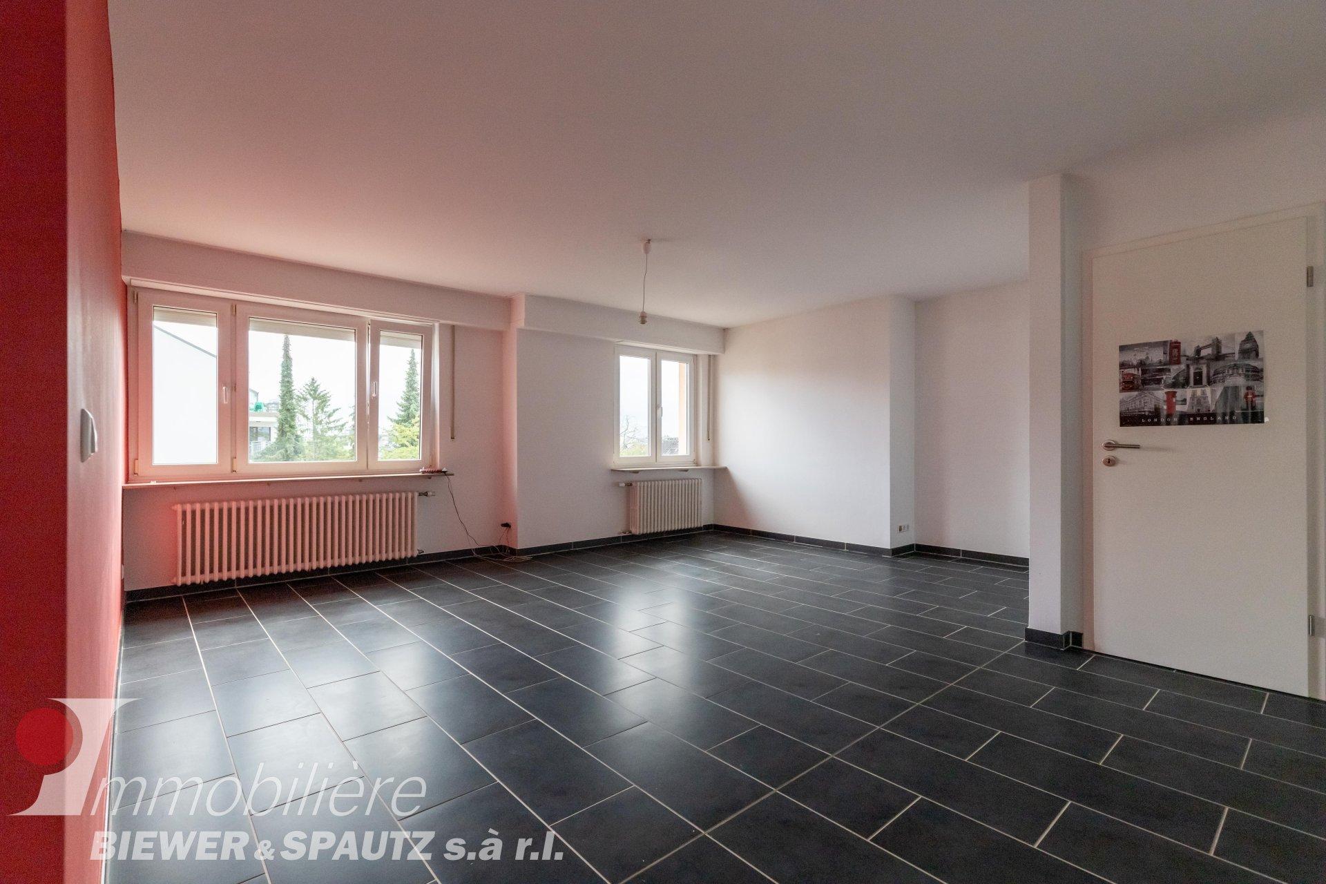 ZU VERMIETEN - Wohnung mit 1 Schlafzimmer in Lux-Belair