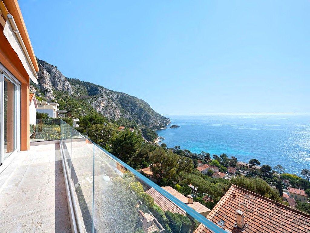 Сезонная аренда виллы с панорамным видом на море