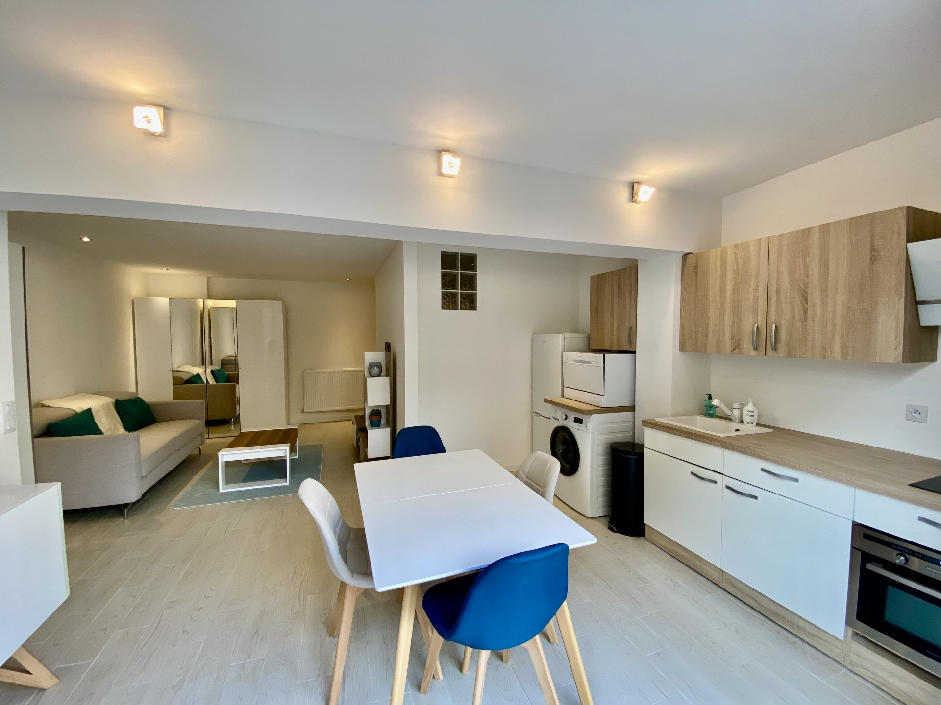 Location Appartement - Cannes Anglais