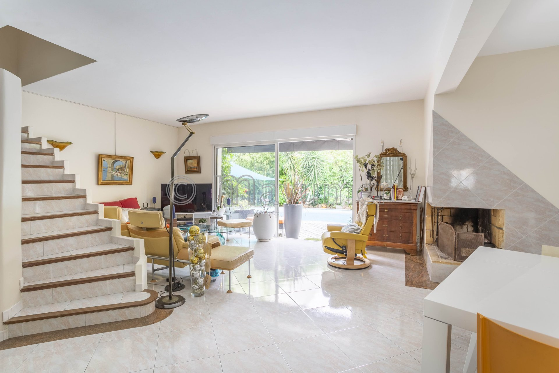VILLA T6 138m² PISCINE & JARDIN - BORELY 13008 Marseille