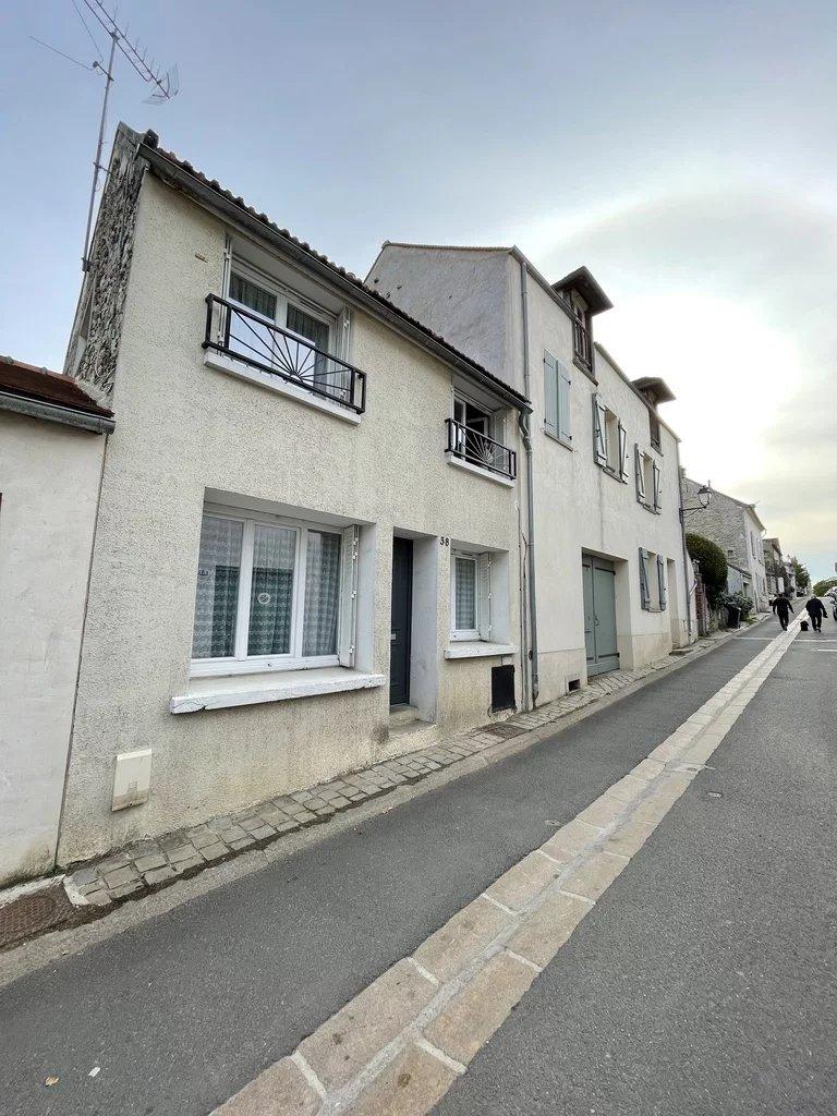 Maison de ville Saint nom la Breteche
