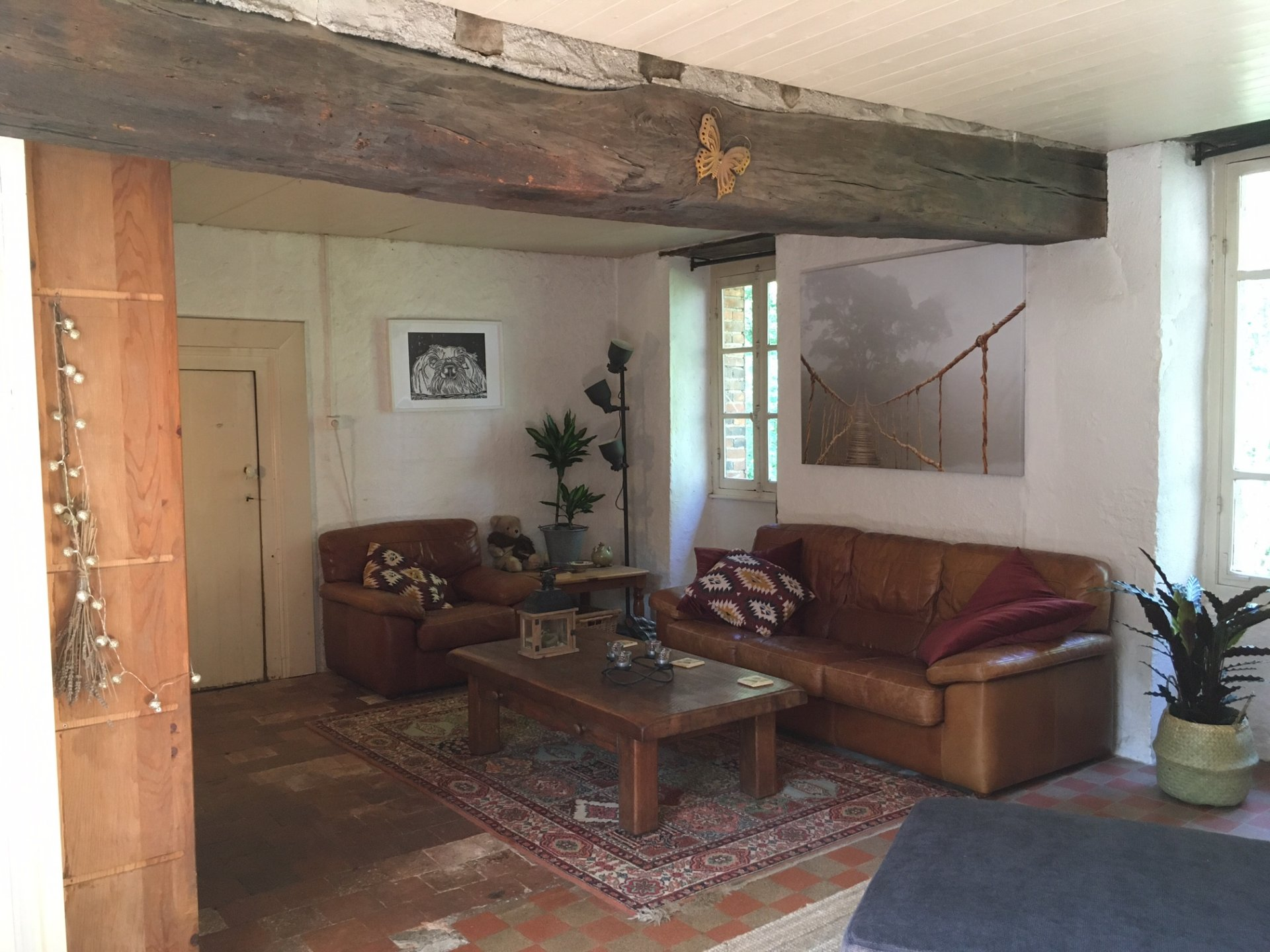 Old water mill and 2 houses on 2ha for sale - Burgundy