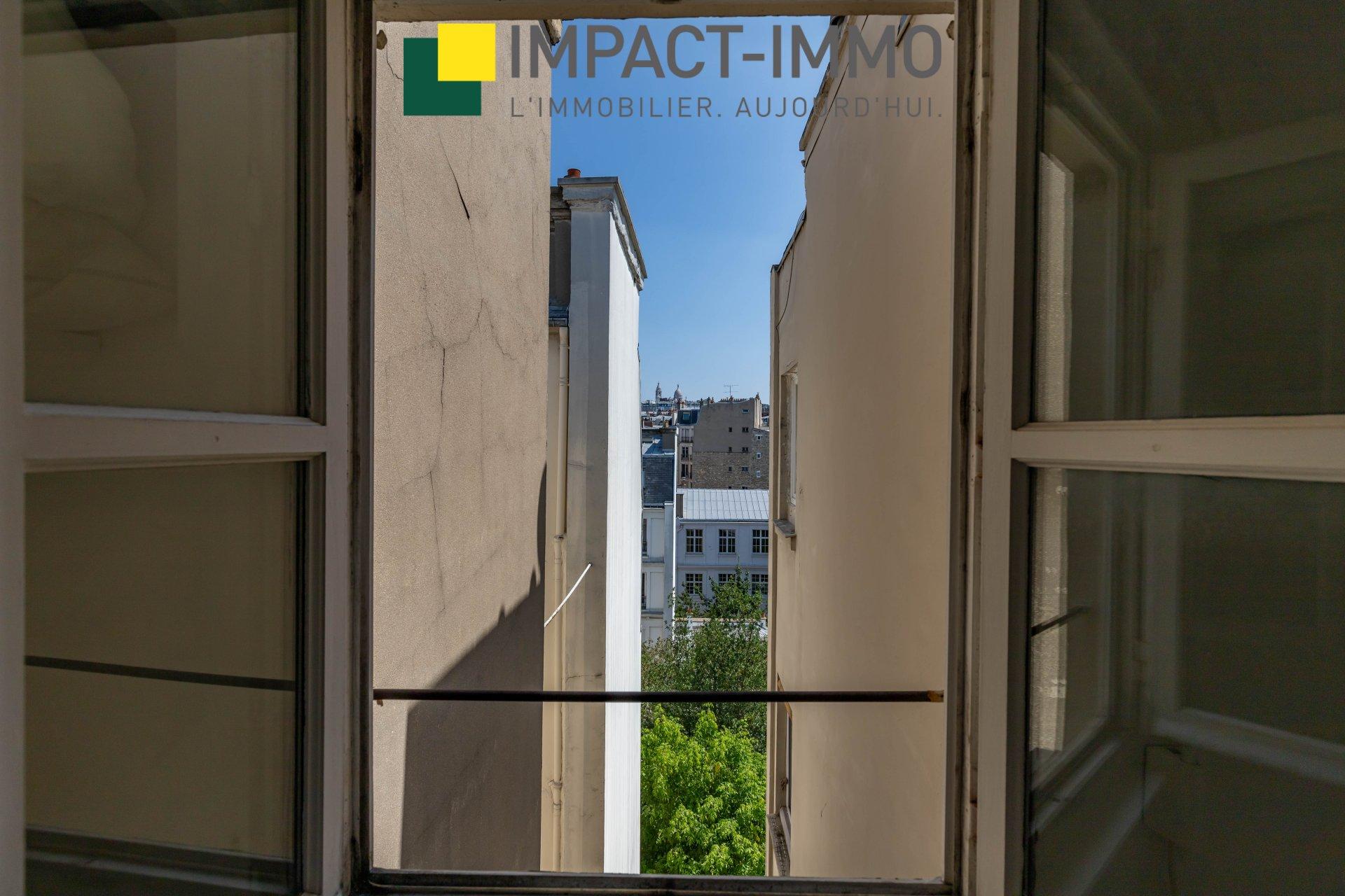 A VENDRE - 2 PIECES - GUY MÔQUET -75017 PARIS