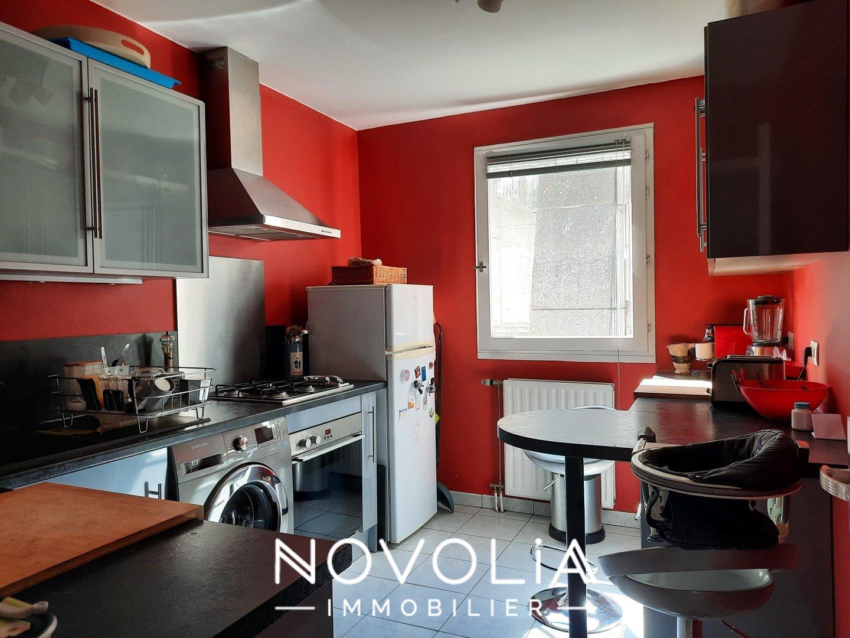 Achat Appartement, Surface de 51.42 m²/ Total carrez : 51 m², 2 pièces, Lyon 4ème (69004)