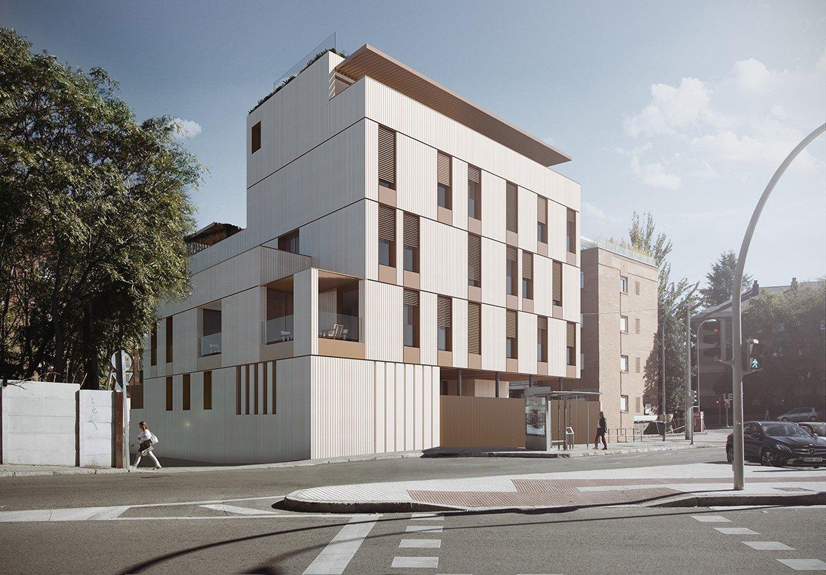 Sale Duplex Madrid Plaza De Castilla