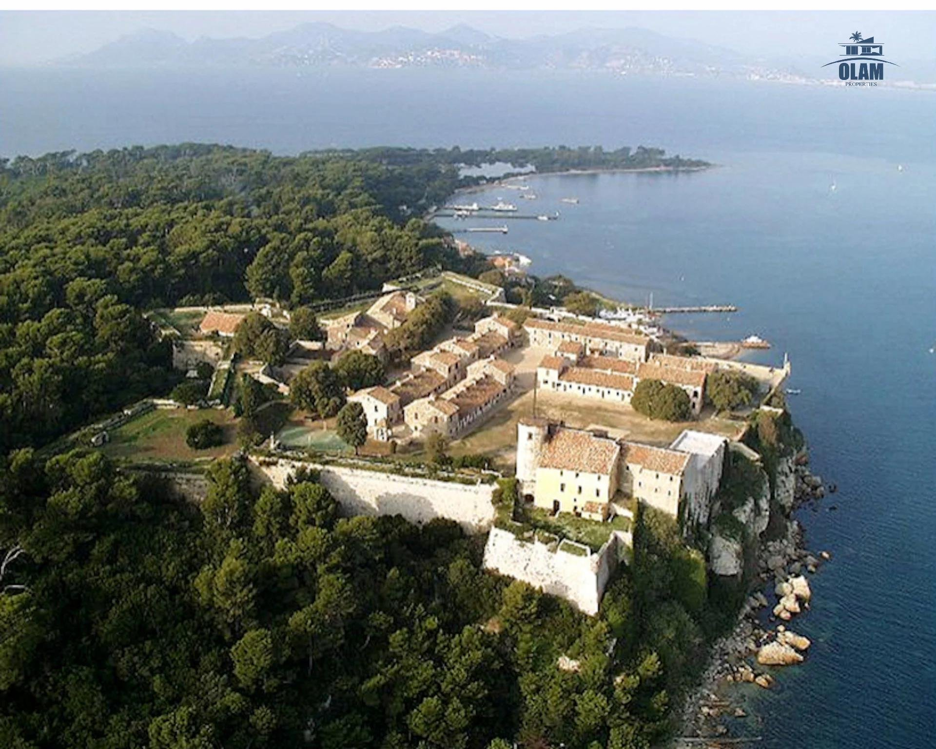 Premium 3 bedroom apartment in a luxury residence in a quiet location near the rue d'Antibes
