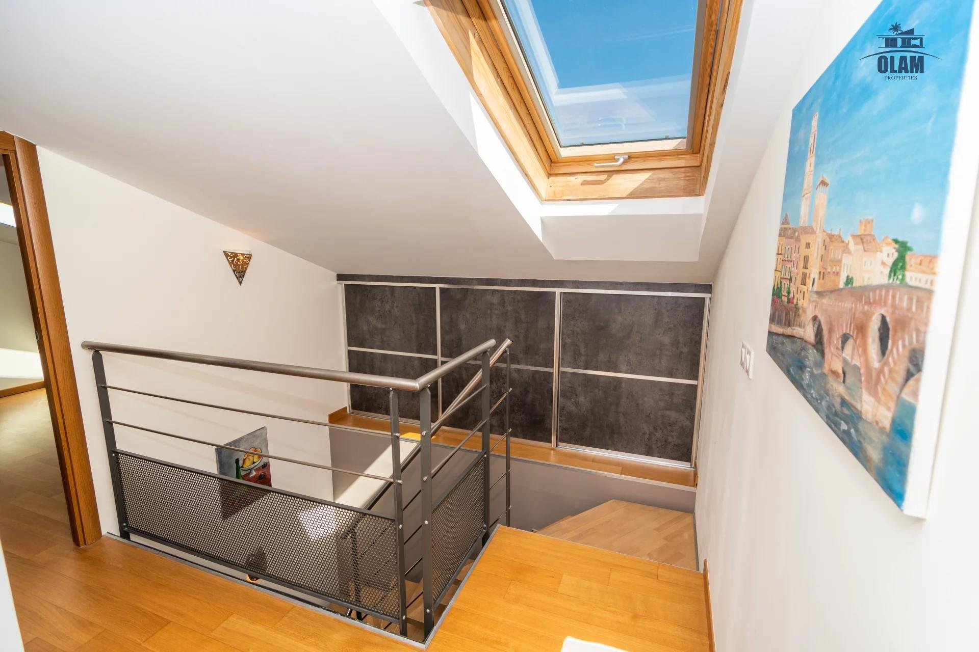 4 rooms modern residence near the centre of Cannes - 2nd floor
