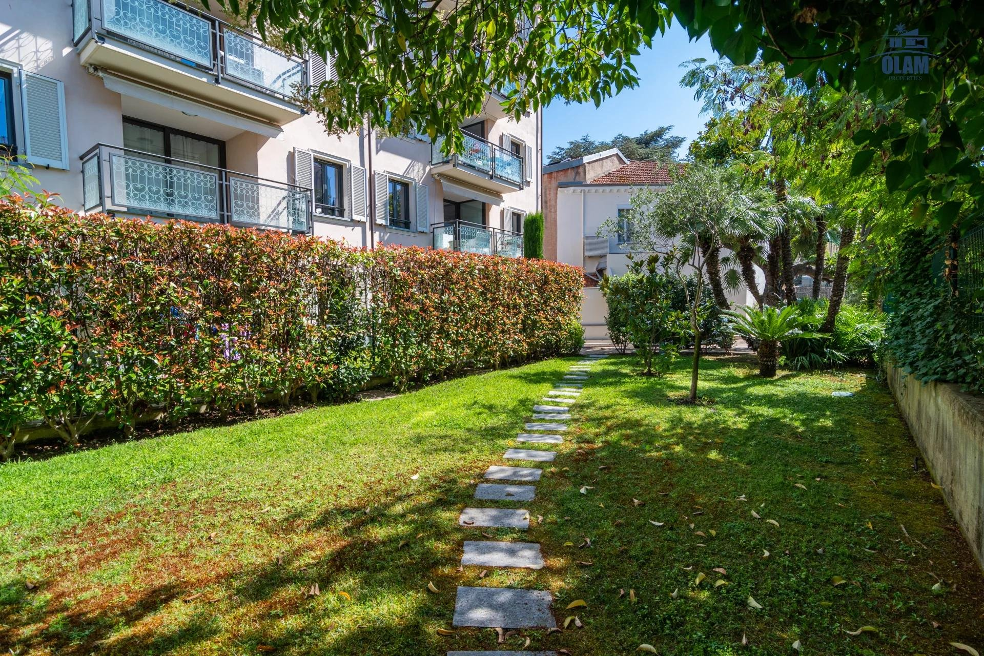 4 rooms modern residence near the centre of Cannes - residence