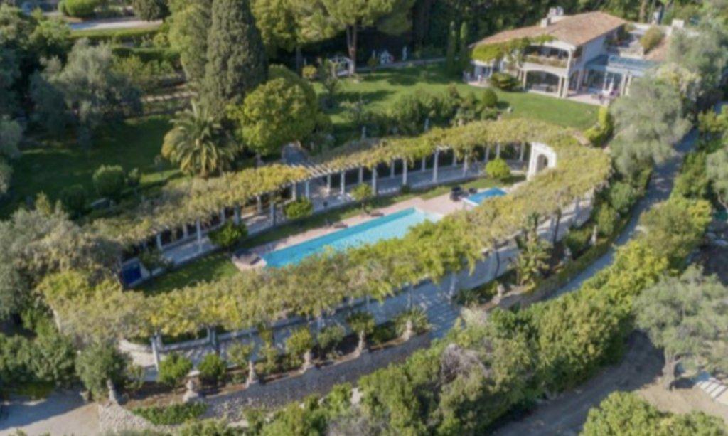 Cannes Californie - Unique : Villa of 729 sqm with sea view