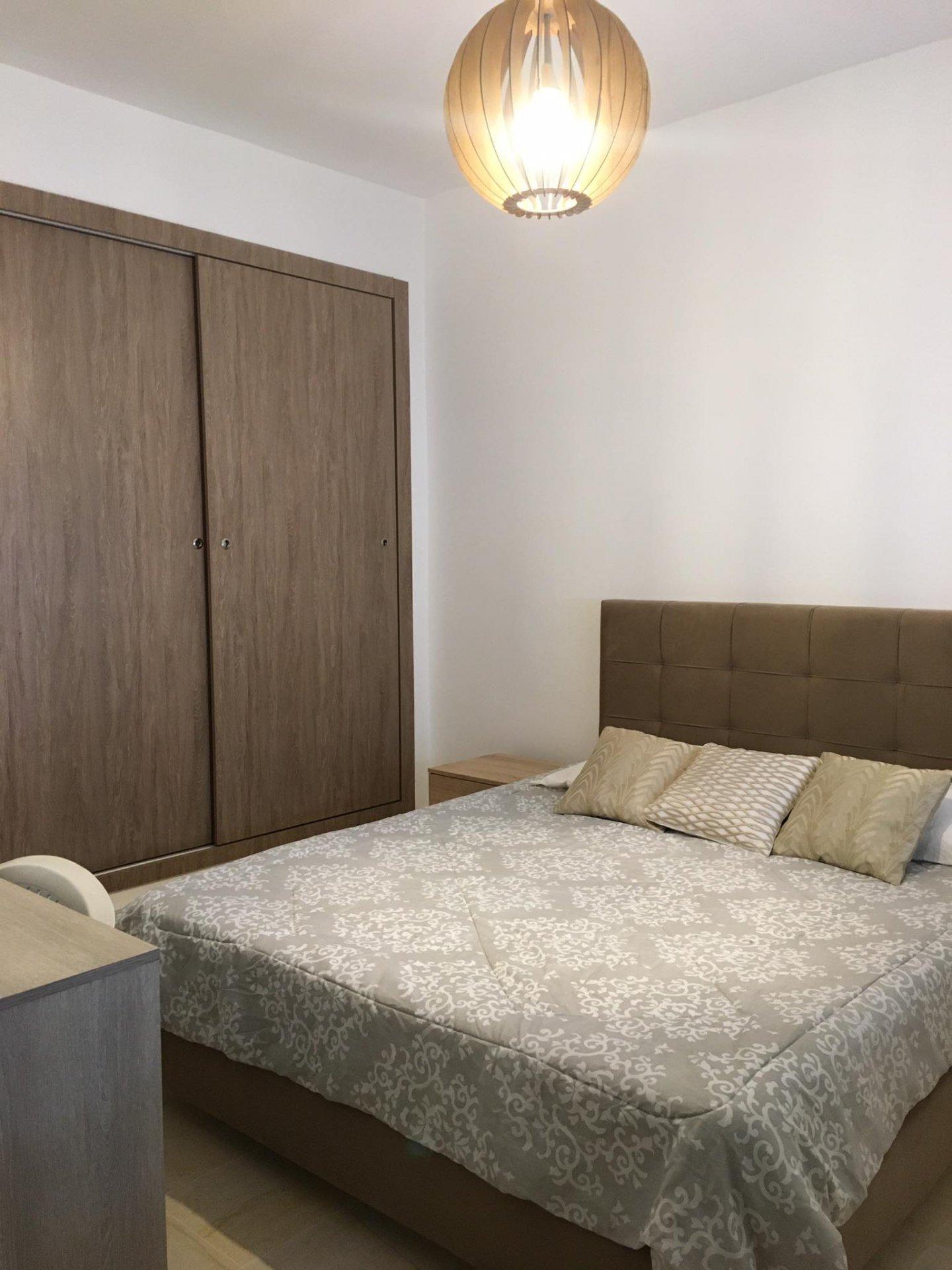 Location Appartement S+2 meublé à La Marsa