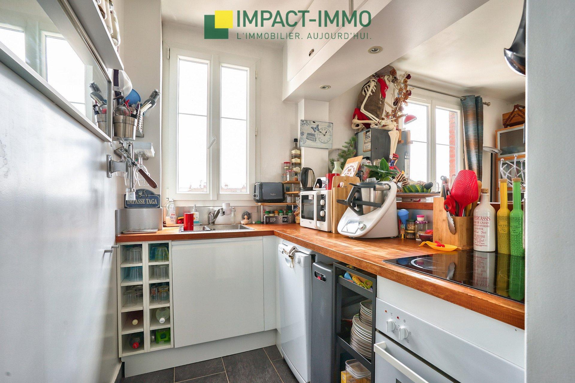 Appartement Colombes 2 pièce(s) d'environ 35 m2