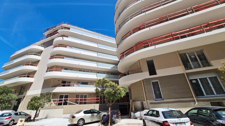 Bel appartement T2 avec Balcon et Parking - St Roch