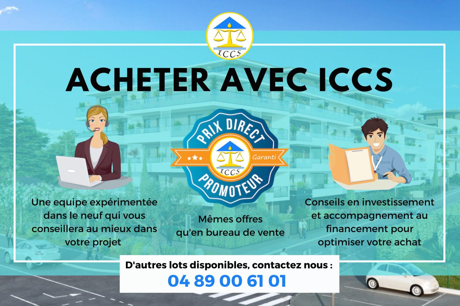 Grand T3 Dernier étage - Saint-Pancrace