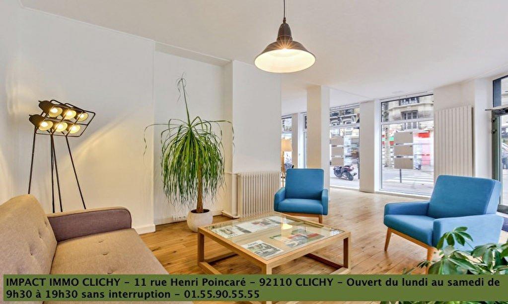 2 pièces atypique avec terrasse - Marché Henri Barbusse