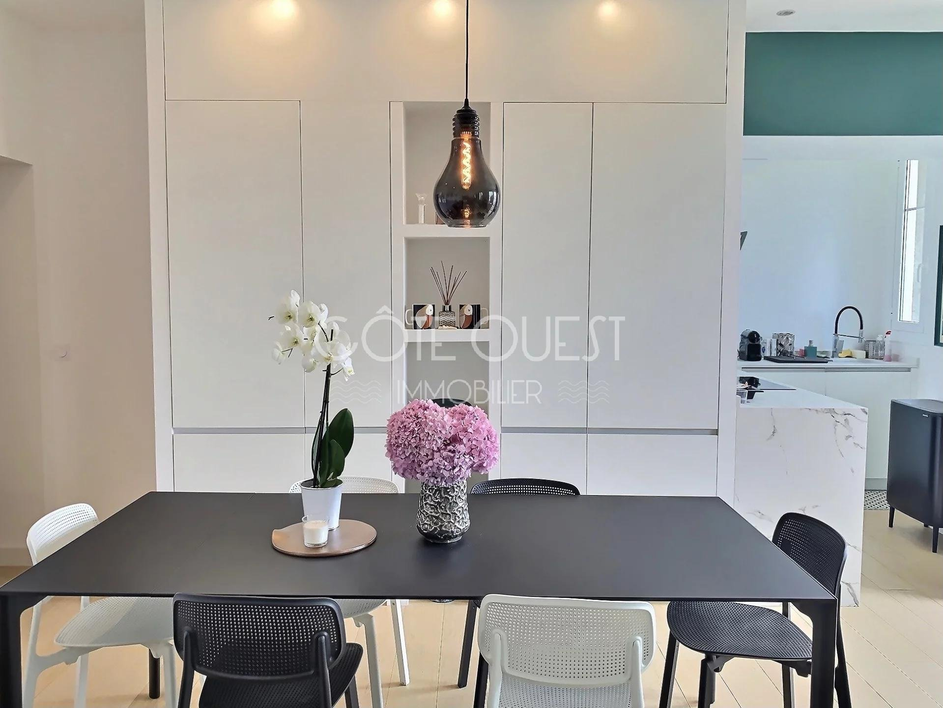 BIARRITZ CÔTE DES BASQUES – AN ENTIRELY RENOVATED 4-ROOM APARTMENT