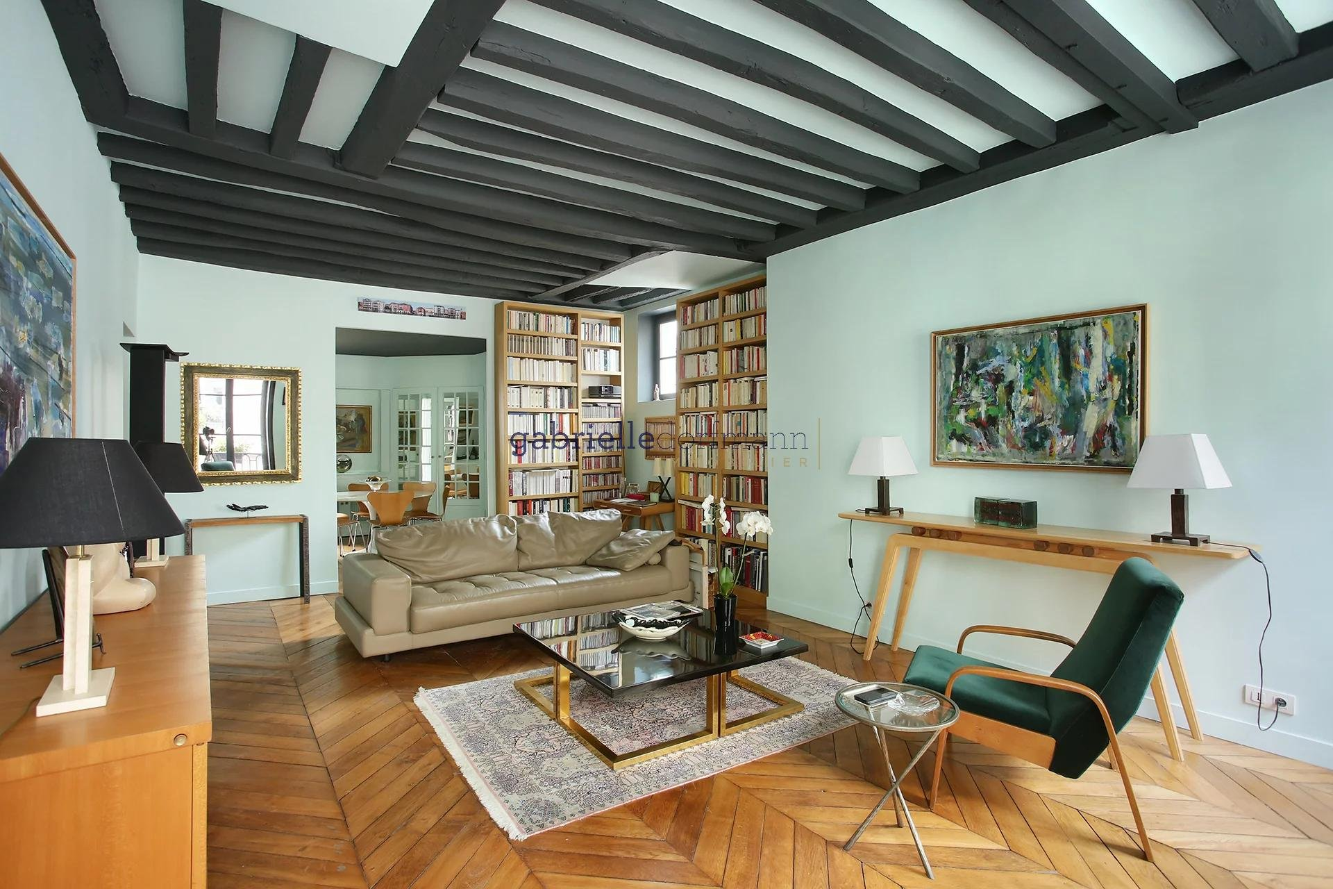 VERNEUIL 87 m² 2 chambres