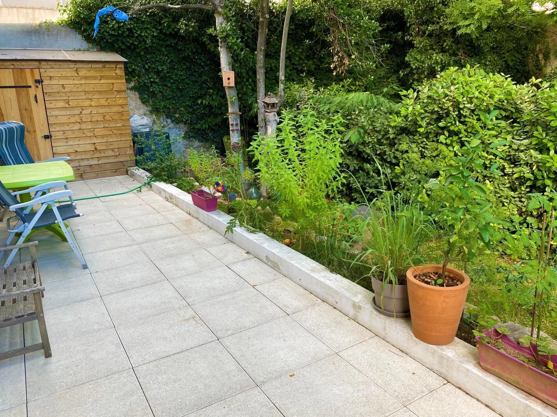 T3 Rez-de jardin avec garage double