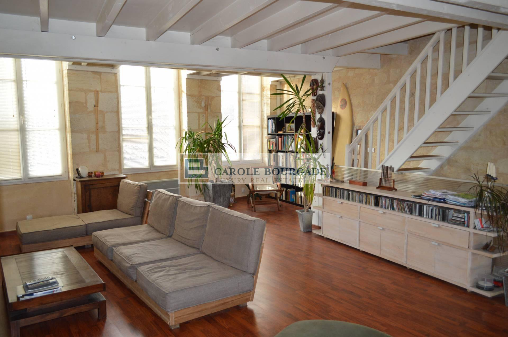 Seasonal rental apartment Bordeaux
