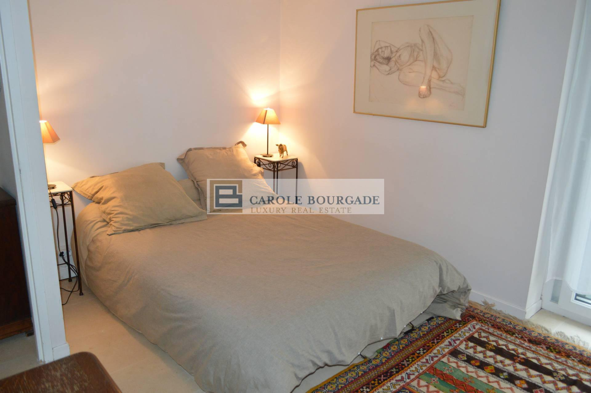 Furnished rental Very nice, lovely pool, tennis and garden House AVENSAN