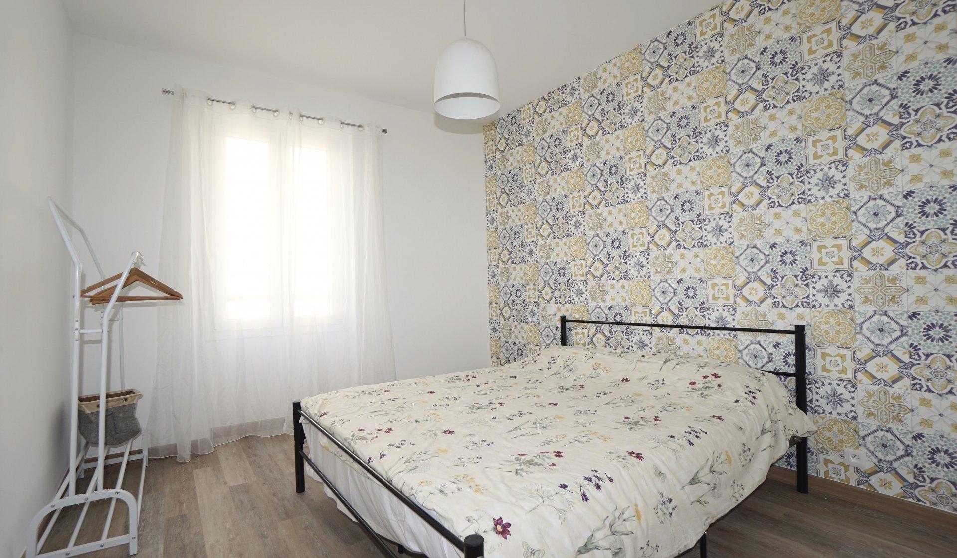 Nice Fleurs 3p chambre
