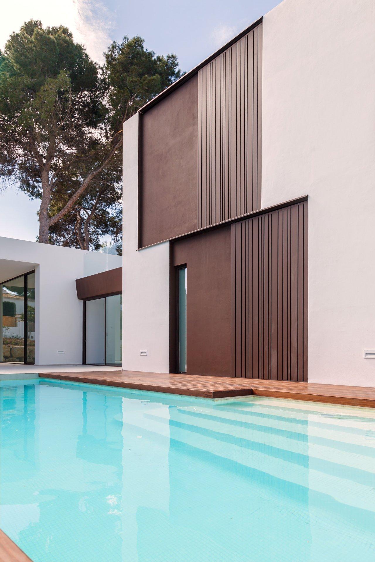 Nueva Villa de Diseño Moderno en Moraira
