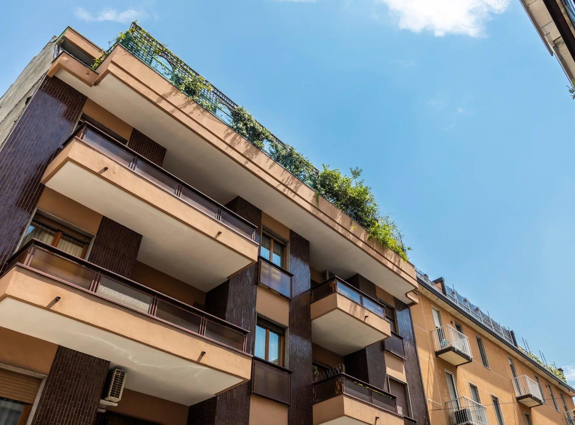 Sale Penthouse Milano Corso Magenta