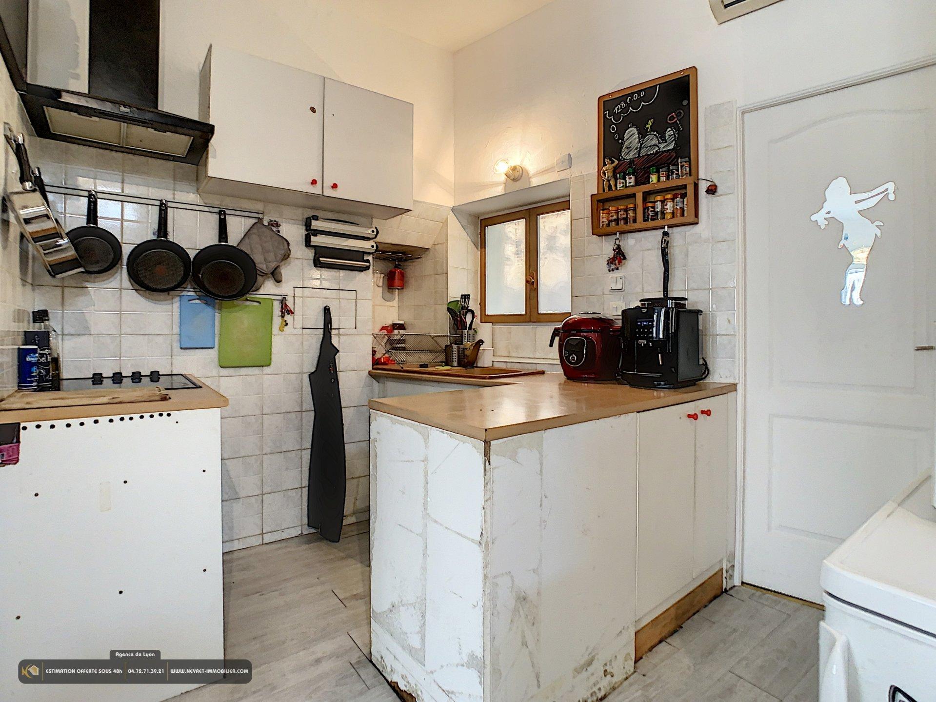 Vente Appartement - Lyon 8ème Le Grand Trou