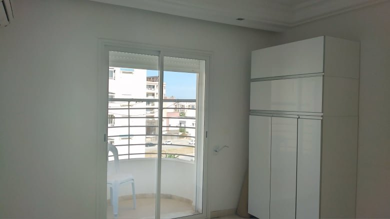 Location Appartement S+3 à Ain Zaghouan Nord