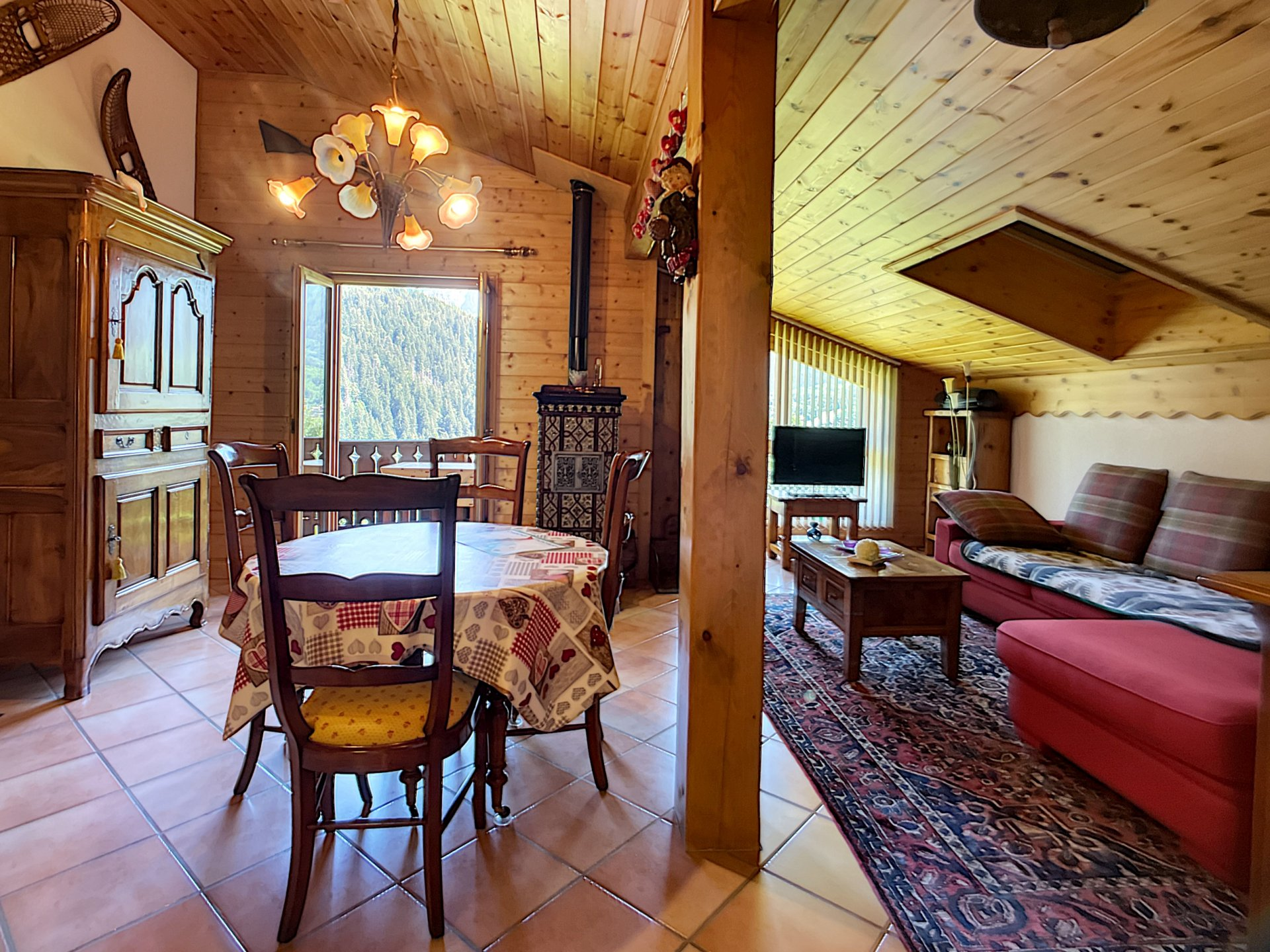 2 bedroom apartment, Les Houches